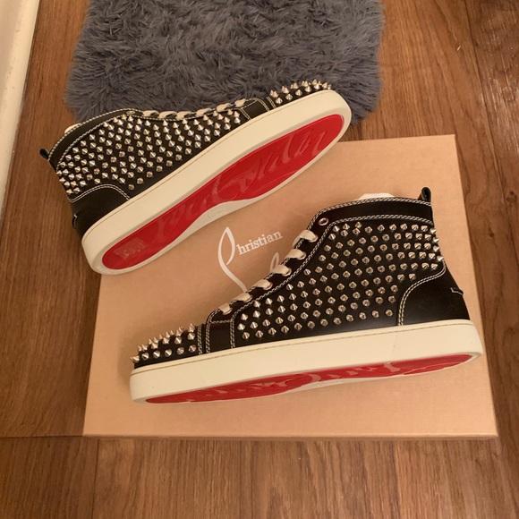 00d369c15b3 Christian Louboutin Shoes | Size 9 Men Louis Flat Calf | Poshmark